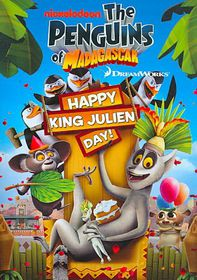 Penguins of Madagascar:Happy Julien D - (Region 1 Import DVD)