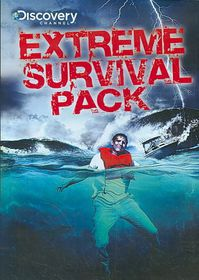 Extreme Survival Pack - (Region 1 Import DVD)