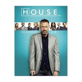 House:Season Six - (Region 1 Import DVD)