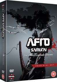 Afro Samurai: Complete Murder Sessions - (Import DVD)