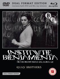 Institute Benjamenta - (Import Blu-ray Disc)