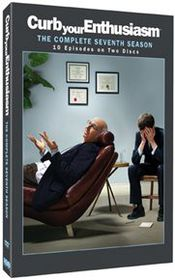 Curb Your Enthusiasm: Series 7 - (Import DVD)