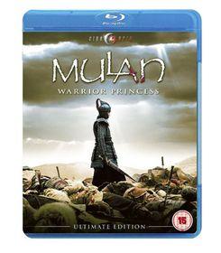 Mulan (2009) - (Import Blu-ray Disc)