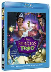 Princess and the Frog, The - (Import Blu-ray Disc)