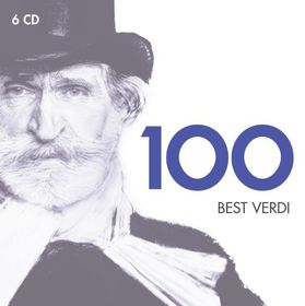 100 Best Verdi - Various Artists (CD)