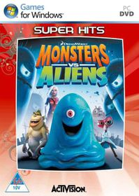 Super Hits: Monsters vs. Aliens (PC DVD-ROM)