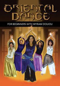 Oriental Dancing For Beginners - (Import DVD)