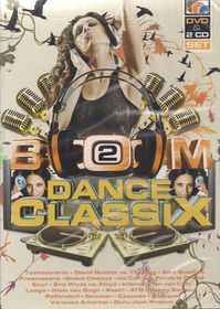 Booom Dance Classix DVD 2 - Various Artists (DVD + CD)