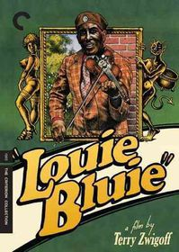 Louie Bluie - (Region 1 Import DVD)