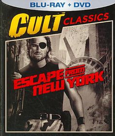 Escape from New York - (Region A Import Blu-ray Disc)