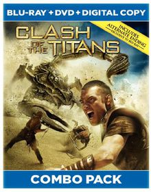 Clash of the Titans - (Region A Import Blu-ray Disc)