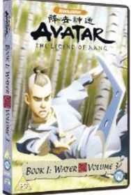 Avatar: Book 1 Vol 3 - (DVD)