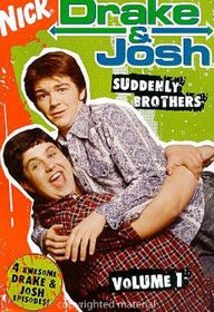 Drake & Josh: Suddenly Brothers - Vol. 1 (DVD)