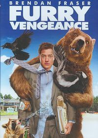 Furry Vengeance - (Region 1 Import DVD)