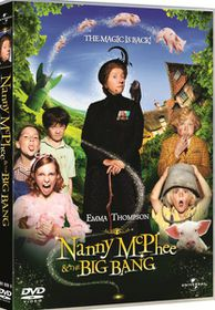 Nanny McPhee and the Big Bang (DVD)