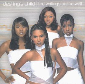 Destiny's Child - The Writing's On The Wall (CD)
