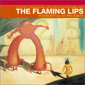 Flaming Lips - Yoshimi Battles The Pink Robots (CD)