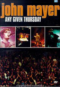 John Mayer - Any Given Thursday (DVD)