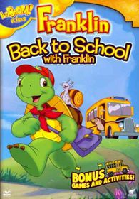 Franklin:Back to School with Franklin - (Region 1 Import DVD)