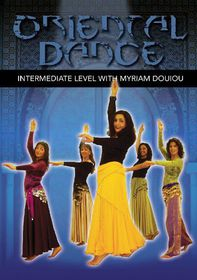 Oriental Dancing for Intermediate Level - (Import DVD)