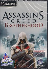 Assassin's Creed: Brotherhood (PC DVD-ROM)*EOL