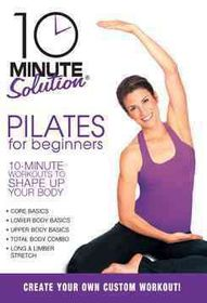 10 Minute Solution:Pilates for Beginn - (Region 1 Import DVD)