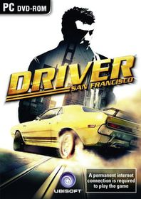 Exclusives: Driver San Francisco (PC DVD-ROM)