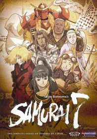Samurai 7:Box Set Viridian Collection - (Region 1 Import DVD)