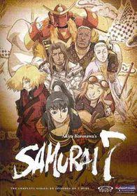 Samurai 7:Box Set Viridian Collection - (Region 1 Import DVD)