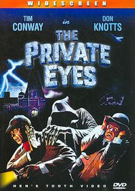 Private Eyes - (Region 1 Import DVD)