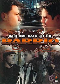 Welcome Back to the Barrio - (Region 1 Import DVD)