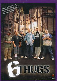 6 Thugs - (Region 1 Import DVD)