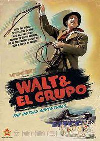 Walt & El Grupo - (Region 1 Import DVD)
