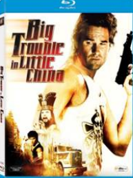 Big Trouble in Little China (Blu-ray)