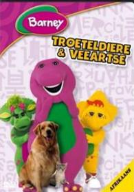 Barney - Troeteldiere en Veeartse (DVD)