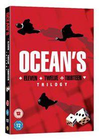 Ocean's Eleven/Ocean's Twelve/Ocean's Thirteen - (Import DVD)