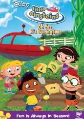 Little Einsteins Oh yes, it's Springtime (DVD)