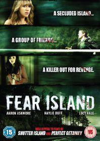 Fear Island - (Import DVD)