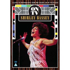 Shirley Bassey on TV - (Import DVD)