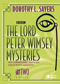 Lord Peter Wimsey Mysteries Set 2 - (Region 1 Import DVD)