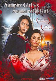 Vampire Girl Vs Frankenstein Girl - (Region 1 Import DVD)