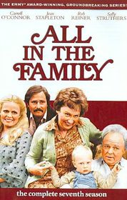 All in the Family:Complete 7th Ssn - (Region 1 Import DVD)