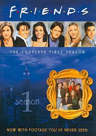 Friends:Complete First Season - (Region 1 Import DVD)