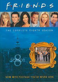 Friends:Complete Eighth Season - (Region 1 Import DVD)