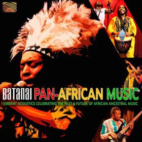 Cd - Pan-African Music (CD)