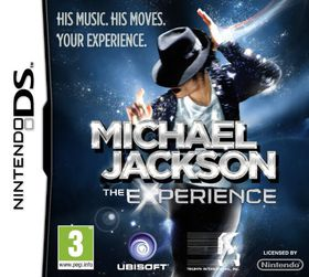 Michael Jackson The Game (NDS)