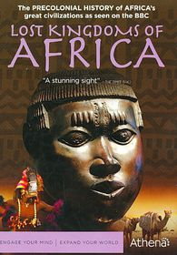 Lost Kingdoms of Africa - (Region 1 Import DVD)