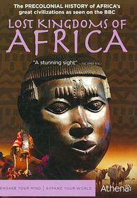Lost Kingdoms of Africa - (Region 1 Import DVD)