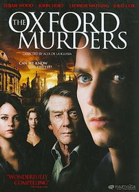 Oxford Murders - (Region 1 Import DVD)