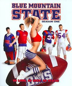 Blue Mountain State Season 1 - (Region A Import Blu-ray Disc)